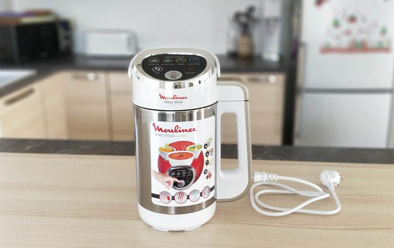 Blender Moulinex Easy Soup : Avis, Tests & Prix En Janv. 2020